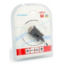 Unitek Adapter USB 2.0. - RS-232, Y-108