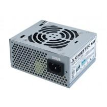 Chieftec zasilacz SFX serii SMART - SFX-350BS, 350W bulk, 8cm fan, aktywne PFC