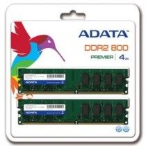 A-Data 2x2GB 800MHz DDR2 CL5 DIMM 1.8V