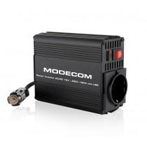 ModeCom Przetwornica MC-C015 AC/DC 24V-230V 150W USB BLACK
