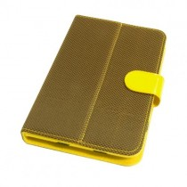 ART Uniwersalne etui do tabletu 7'' T-17D yellow seria COLOR