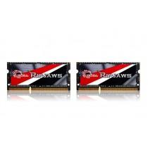 GSkill SODIMM Ultrabook DDR3 8GB (2x4GB) Ripjaws 1600MHz CL9 - 1.35V Low Voltage