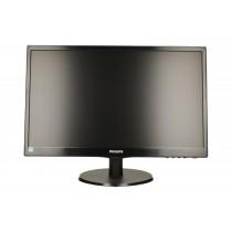 Philips Monitor 223V5LSB; 21,5'' Full HD; DVI; czarny, EnergyStar 6.0