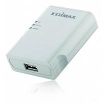 Edimax 1P Print Server USB 2.0 multi-function printer (printing/FAX/copy/Scan)