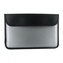 4World Etui HC Pocket do ultrabooka/tableta 11.6'', 335x225x25mm, srebrne