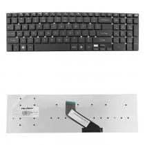 Qoltec Klawiatura do laptopa Acer 5830t 5755G V3-571G CZARNA