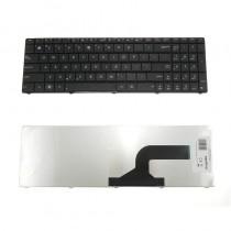 Qoltec Klawiatura do laptopa Asus K73 X53 CZARNA