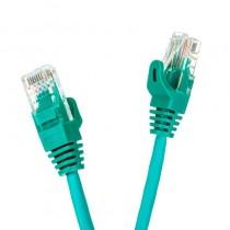 Digitalbox START.LAN Patchcord UTP cat.5e 1m zielony