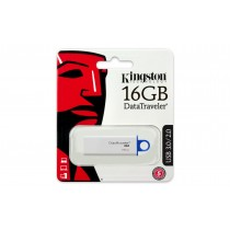 Kingston pamięć USB 16GB DataTraveler I G4 - Blue