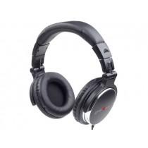 Gembird słuchawki stereofoniczne MONTREAL, czarne
