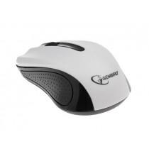 Gembird mysz optyczna USB, 1200 DPI, USB, biała