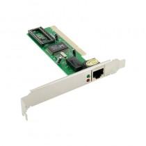 4World karta sieciowa PCI 10/100BaseTX (RJ45, chipset Realtek, bulk)