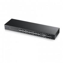 ZyXEL Zyxel GS1920-24 24-port GbE Smart Managed Switch 4x GbE combo (RJ45/SFP) ports