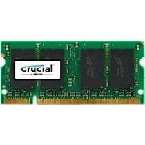 Crucial DDR2 2GB/667 CL5 SODIMM