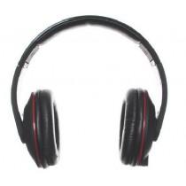 Sandberg słuchawki nauszne z mikrofonem Play'n GO - czarne