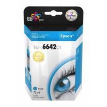 Epson Tusz do Epson L100/110/200/210/3xx/550 TBE-L6642CY CY