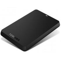 Toshiba Dysk zewnętrzny Toshiba Canvio Basics, 2.5'', 1TB, USB 3.0, czarny