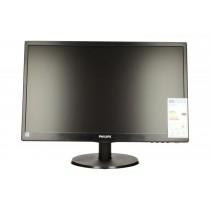 Philips Monitor 223V5LHSB; 21,5''; HDMI; TCO, czarny