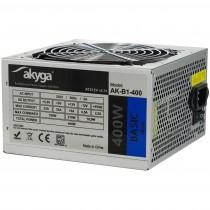Akyga ZASILACZ BASIC ATX 400W P4 FAN12CM 3xSATA 2xMOLEX