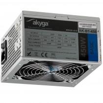 Akyga Zasilacz ATX Basic 450W AK-B1-450 Fan12cm P4 3xSATA PCI-E