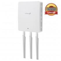 Edimax Long Range AC1750 802.11ac 3x3 Dual band wall mount PoE AP, 2x LAN Gbit