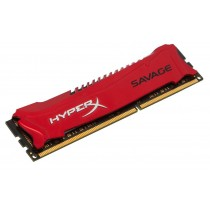 Kingston 2X4GB 1600MHz DDR3 CL9 DIMM XMP HyperX Savage