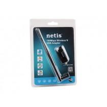 Netis Bezprzewodowa Karta Sieciowa USB MINI WIFI (WLAN N 150 MBIT/S), 1x antena