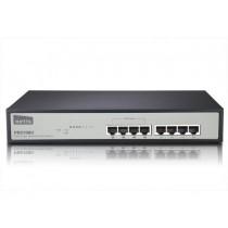 Netis Switch POE 19'' 8-port 100 MB (4 porty POE, 15,4W/Port, max 62W)