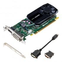 PNY Technologies NVIDIA Quadro K620, 2GB GDDR3 (128 Bit), DVI, DP, Low Profile