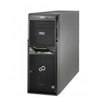 Fujitsu TX1330 M1 (tower, opcja rack 4U)/1x Intel Xeon E3-1231 v3/1x 8GB DDR3 1600 ub d ECC, max 32GB/0,1,10 SATA, inne opcja/BRAK (HotPlug)/Max 4 szt 3,5 SATA/SAS HotPlug/Dla dysków SAS wymagany dodatkowy kontroler SAS/2x1Gb + 1Gb IRMC/1 rok on-site