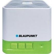 Blaupunkt Przenośny Głośnik Bluetooth BT02GR, FM PLL SD/USB/AUX, zielony