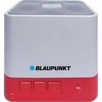 Blaupunkt Przenośny Głośnik Bluetooth BT02RD, FM PLL SD/USB/AUX, czerwony