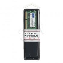 GoodRam W-DPL1600SL4G 4GB/1600 DELL NOTEBOOK