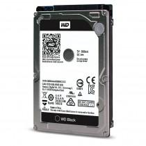 Western Digital Dysk twardy WD Black, 2.5'', 500GB, SATA/600, 7200RPM, 32MB cache