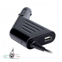 Digitalbox zasilacz samochodowy 19V/4.74A 90W wtyk 5.5x1.7mm Acer | USB