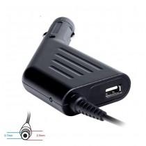 Digitalbox zasilacz samochodowy 19V/2.1A 40W wtyk 2.5x0.7mm Asus eee PC | USB