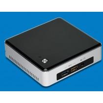 Intel BOXNUC5I3RYK, i3-5010U, DDR3L-1333/1600, miniHDMI, miniDP, uCFF, BOX
