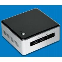 Intel BLKNUC5I3MYHE, i3-5010U, DDR3L, miniDP, embeddedDP, uCFF, BULK