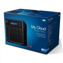 Western Digital Serwer plików NAS WD My Cloud EX4100 16 TB ( WDBWZE0160KBK )