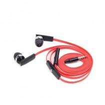 Gembird ''Porto'' douszne słuchawki z mikrofonem, regulacją, płaski kabel