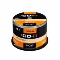 Intenso CD-R [ cake box 50 | 700MB | 52x ]