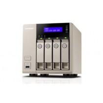 QNAP TVS-463-4G 4x0HDD 4GB 2,4GHz 2LAN 5xUSB3.0