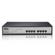 Netis Switch POE 19'' 8-port 1 GB (8 portów POE, 30W/Port, max 120W)