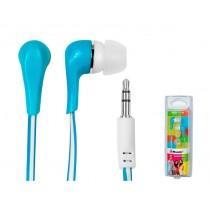 Vakoss Słuchawki douszne silikonowe stereo MH132EB niebieskie