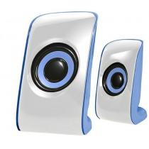 Tracer Głośniki 2.0 CHRONOS b/n USB