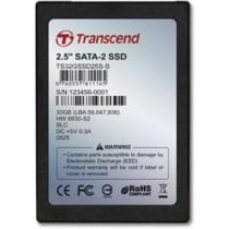 Transcend Solid State Disk 32GB (2.5'', SATA II)