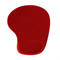 Vakoss Żelowa Podkładka pod mysz PD-424RD czerwona /220 x 200 x 20 mm/