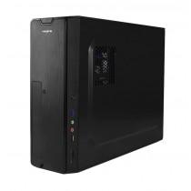 TACENS VERSA Obudowa Micro-ATX, SD Card Reader, USB 3.0, czarna (bez zasilacza)
