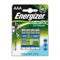 Energizer Akumulator Extreme AAA L92 800 mAh 4 szt. blister