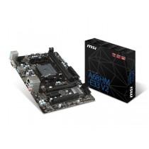 MSI A68HM-E33 V2, A68H, DualDDR3-1866, SATA3, RAID, HDMI, VGA, USB 3.0, mATX